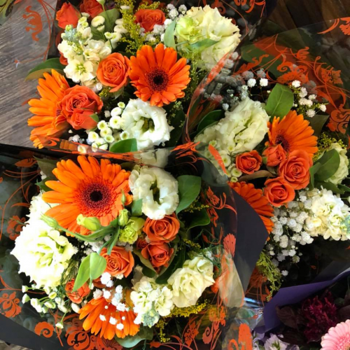 Fresh Flower Bunch $40 -2